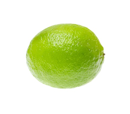 salumi affettati: Lime fresco maturo Vettoriali