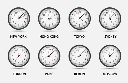 Time Zone World illustration