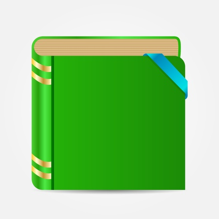 Book icon illustration Vector