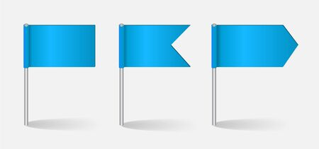 pinning: illustration of flags set