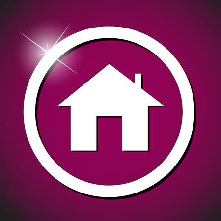 home icon vector illustration illustration