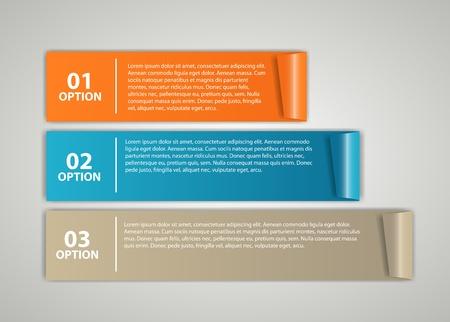 INFOGRAPHICS design elements illustration Vector