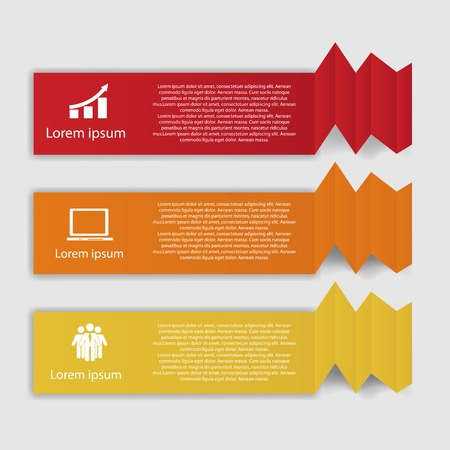 Infographic Templates for Business Illustration Vector