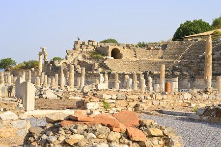 historical architecture: Ephesus  Historical Architecture