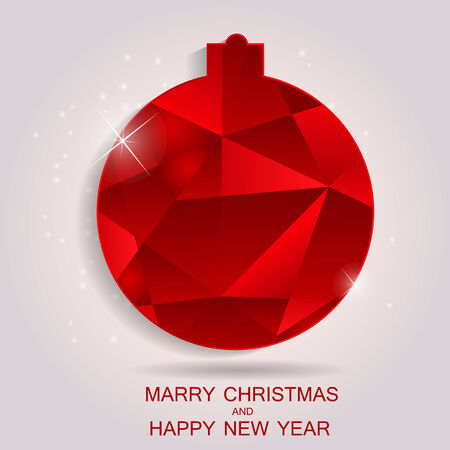 marry christmas: Happy New Year and Marry Christmas Background