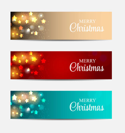 website backgrounds: Christmas Website Banner and Card Background  Illustration