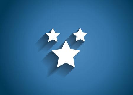 favourites: Favourites Glossy Icon Vector Illustration Illustration