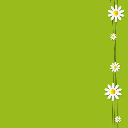 illustartion: Flora Daisyl Design Vector Illustartion