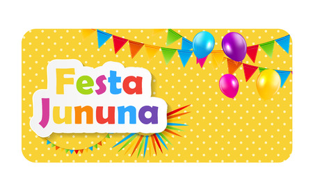 non   urban scene: Festa Jununa Background