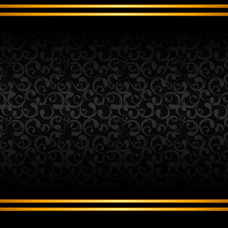 high society: Abstract Luxury Background Illustration