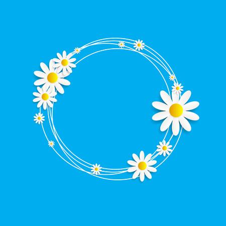 illustartion: Flora Daisyl Design Vector Illustartion EPS10
