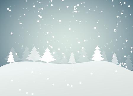 Abstracte Kerstmis en Nieuwjaar Achtergrond. Vector Illustratie EPS10