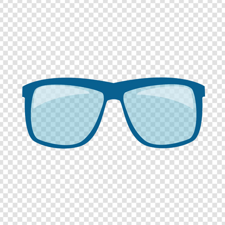 outdoor glamour: Sunglasses Icon Vector Illustration EPS10