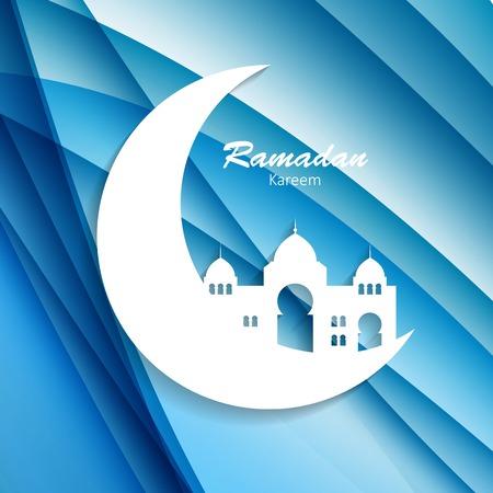namaz: Background for Muslim Community Festival Ramadan Rareem.  Eid Mubarak.