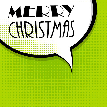 miserly: Merry Christmas Sale Vector Illustration