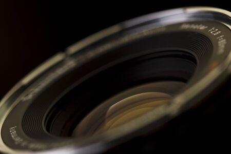 reflectance: Camera lens