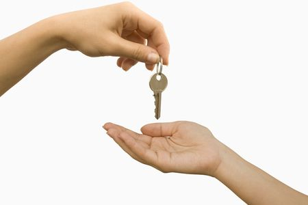 traslados: La clave en una mano transfiere en otro