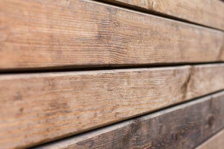 bruin natuurlijk houten raadsgebruik voor achtergrond.