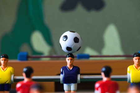 futsal: foosball