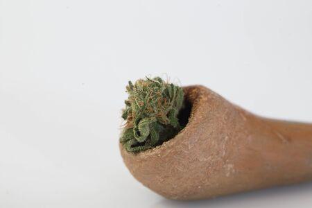 marijuana cannabismarijuana and cannabis. legal drug smoking pipe
