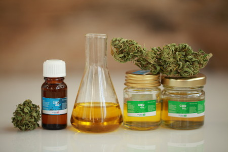 Cannabis oil CBD