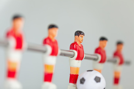 foosball player table soccer