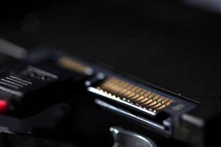 sata computer hard drive connector