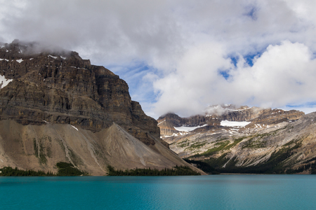 alberta: Bow Lake, Banff National Park Alberta Canada