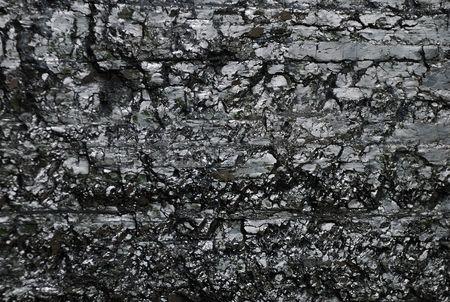 黒い反射石炭ブルーバック