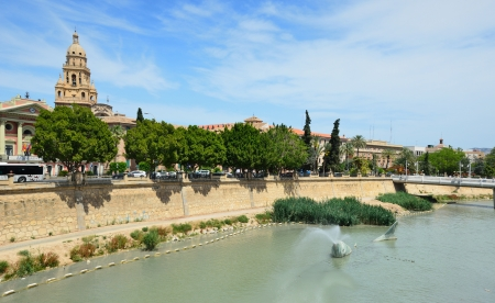 Murcia is a major city in south-eastern Spain  It is located on the Segura River