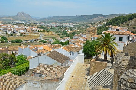 Antequera is known as  the heart of Andalusia photo