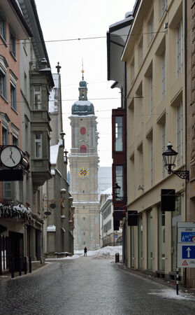 st gallen: The Swiss city St Gallen or St Gall is a center of the eastern Switzerland