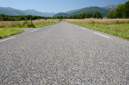 road surface: The road surface