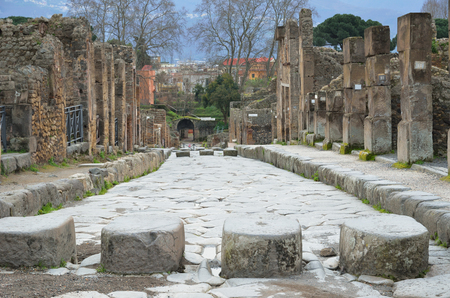 Pompeii has been a popular tourist destination for over 250 years