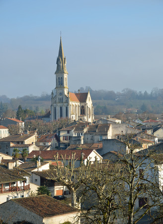 historically: Nerac is the medieval French town and the capital of the historically Albert region.