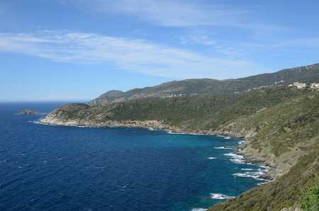 corse: The peninsula at the northern end of Corsica is called Cap Corse This is the most attractive Corsican coast. There are rocky coast with many capes, blue bays with transparent water.