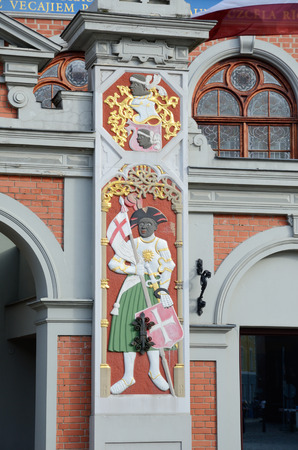 The building of the Brotherhood of Blackheads is one of the most iconic buildings of Old Riga.