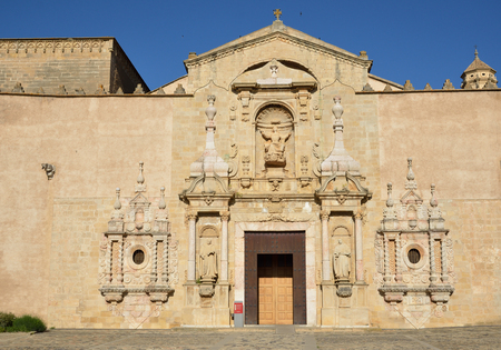The Royal Abbey of Santa Maria de Poblet is a Cisterian monastery founded in 1151 in Catalonia.