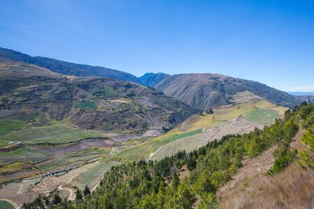 andes: The Andes mountains. State of Merida. Venezuela