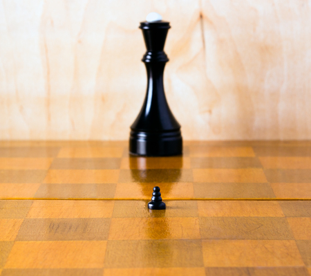 In chess, as in life, if you strive to achieve that goal and become meaningful