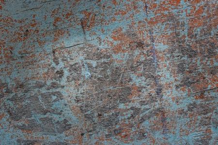 fantastic wooden texture multicolored with cracks grunge background for design Standard-Bild
