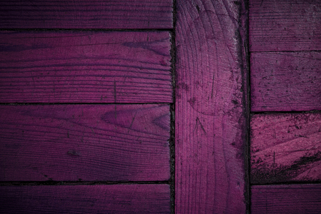 texture of purple wooden planks close-up mysterious abstraction background for design