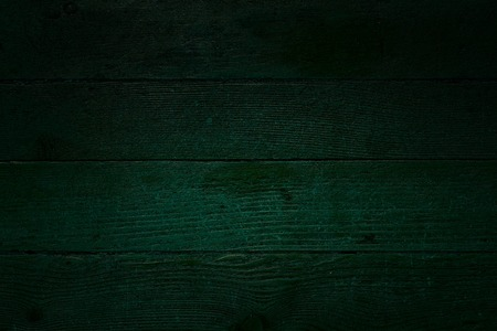 green mysterious texture of wooden boards with a non-smooth surface background for design