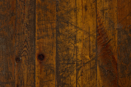 Vintage texture of vintage parquet with scratches defects and natural patterns Close-up Grunge texture for design Stok Fotoğraf