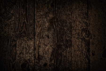 dark vintage wooden parquet close-up vintage patterns background for design