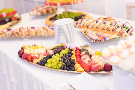 many babies: Delicious wedding reception candy bar dessert table