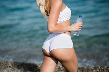 Skimpy bikini contests