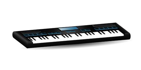 volumetric: Volumetric synthesizer vector