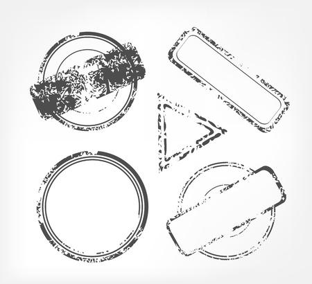 Grunge rubber stamp  Illustration