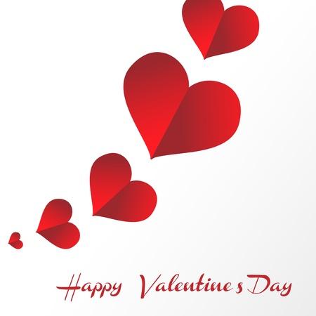 Happy valentines day Stock Vector - 17477744